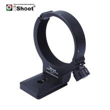 IShoot Объектив воротник ноги штатив крепление кольцо подставка база для Nikon 300 F/4E PF и Nikon 70-200 F/4G Замена базы Arca совместимый