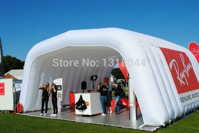 Hot selling outdoor inflatable tent white wedding party event inflatable marquee inflatable canopy & Hot selling outdoor inflatable tent white wedding party event ...