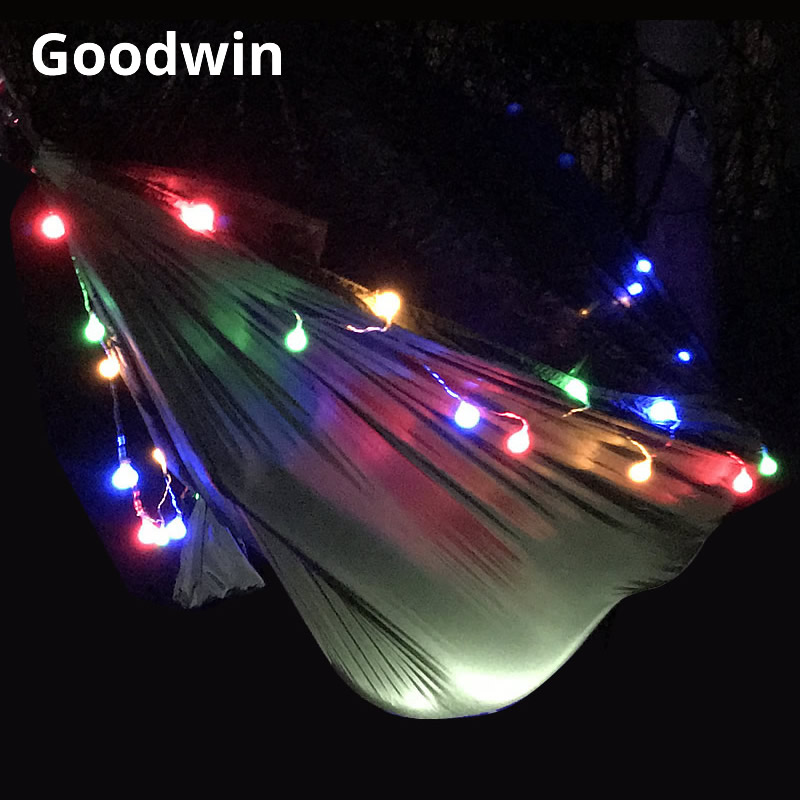 LED Mosquito Net Hammock, Festival  Party Hammock 2019 New Design Product