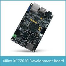 XILINX ZYNQ 7020 معالج أي آر إم كورتكس A9 + Xilinx XC7Z020 FPGA مجلس التنمية لوحة تحكم XC7Z020 حلبة التجريبي مجلس شحن مجاني