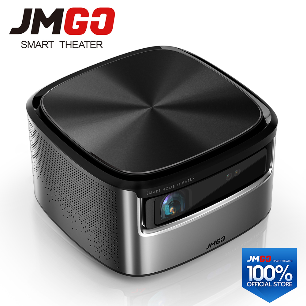 все цены на JMGO N7 Full HD Projector,1300 ANSI Lumens, 1920*1080P, 2G+16G, Smart Beamer, WIFI, Bluetooth, HDMI, USB,Support 4K LED TV
