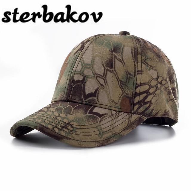 fc469e3f122ce 2017 camuflaje ejército gorra de béisbol SnapBack sombrero para hombres Cap  mujeres gorra casquette sombrero al