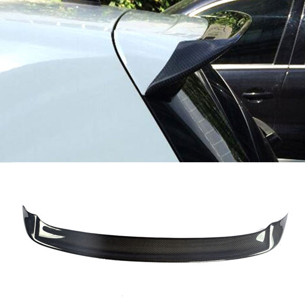 Carbon Fiber Rear Roof Spoiler Wing Lip Fit for VW Golf 6 MK6 VI GTI 2010-2013 O Style Only GTI and R not standard clukey unix tm and xenix r demystified paper only