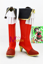 font b Anime b font LoveLive Fruitfredsh Nico Yazawa Boots font b Cosplay b font
