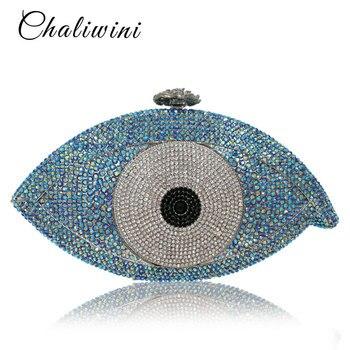 Сумка-мессенджер для женщин, с бриллиантом, роскошный подарок на выпускной вечер