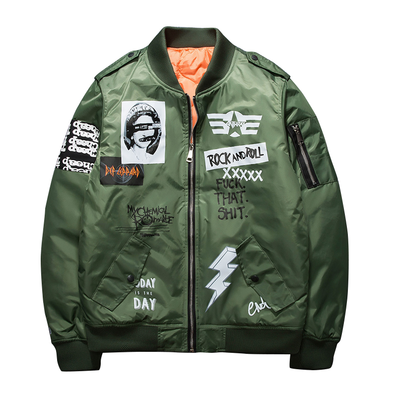 Popular Us Air Force Flight Jackets-Buy Cheap Us Air Force Flight ...