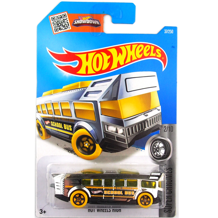 vente chaude hot wheels 2016 autobus scolaire voitures modles en mtal moul sous pression de voiture