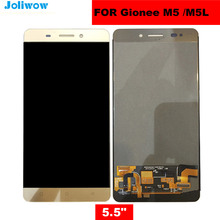 5.5 For Gionee M5 M5L LCD Display+Touch Screen Assembly Replacement Accessories