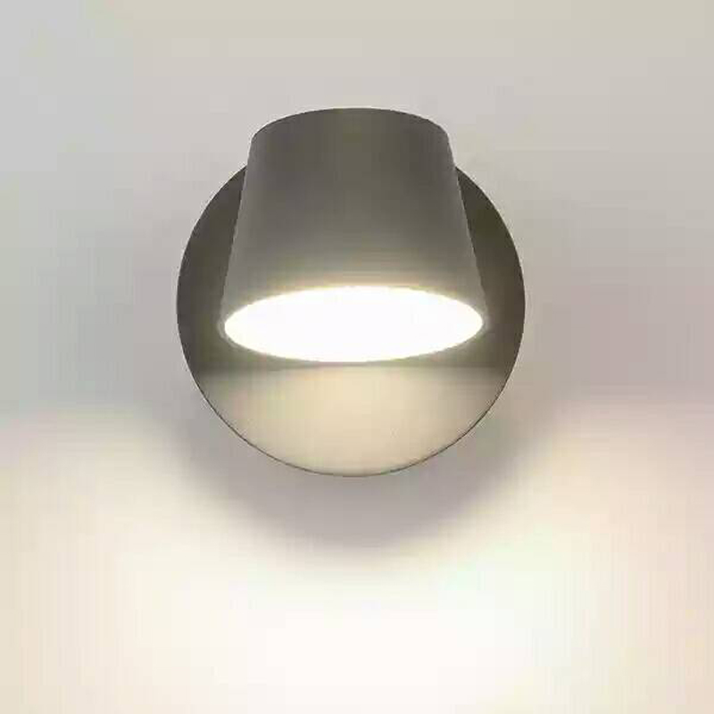 After The Modern Minimalist Modern LED Wall Lamps Dimming Lamp Bedside Lamp  Angle Adjustable Corridor Lamp LU808160