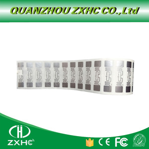 Image 5 - (10pcs/LOTS)Long Range RFID UHF Tag Sticker Wet Inlay 860 960mhz Alien H3 EPC Global Gen2 ISO18000 6C