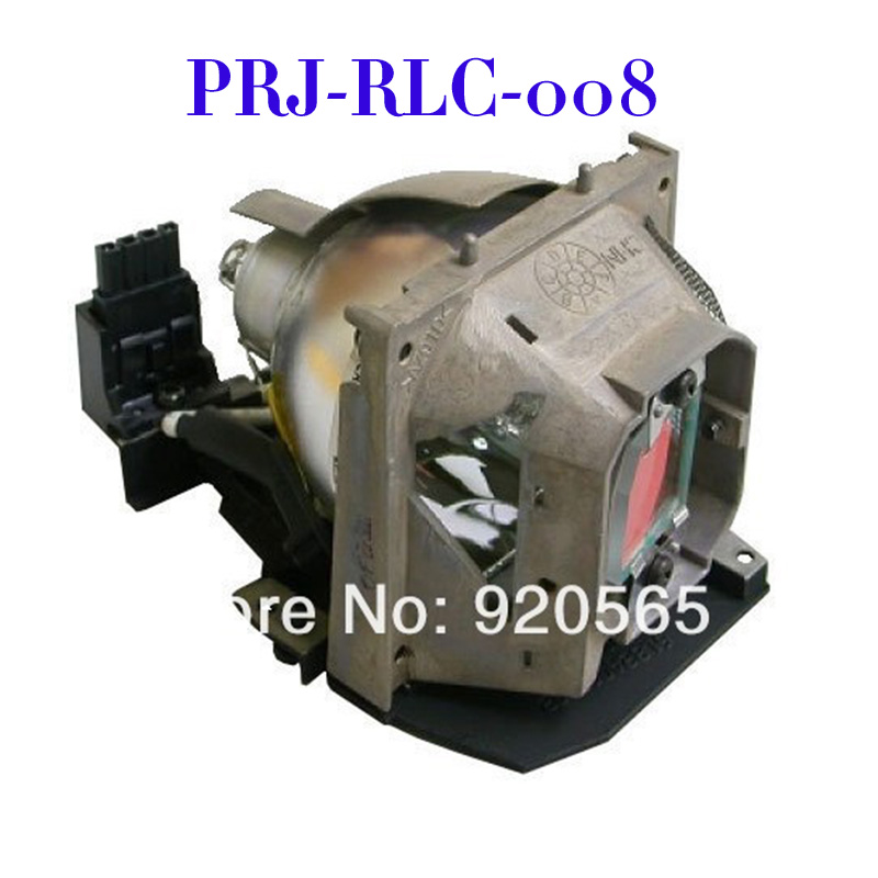 Free shipping Brand New RLC-008  PRJ-RLC-008  lamp with housing for Projector  PJ510 Projector  кольцо brand new r 008