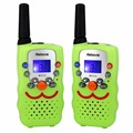 Walkie Talkie RT32 Toy 8 CH PMR446 446.00625-446.09375Mhz UHF Transceiver VOX Scan Call Alarm Monitor LED Flashlight Radio A9113