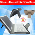 Wireless Bluetooth Keyboard Case Cover For Lenovo Idea Tab A10-70 A7600 for Lenovo Thinkpad 10 Miix2/ S6000 10.1 inch tablet