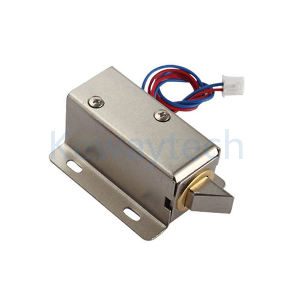 12V Mini Electric Drawer Lock Cabinet Door Lock Electronic Latch ...