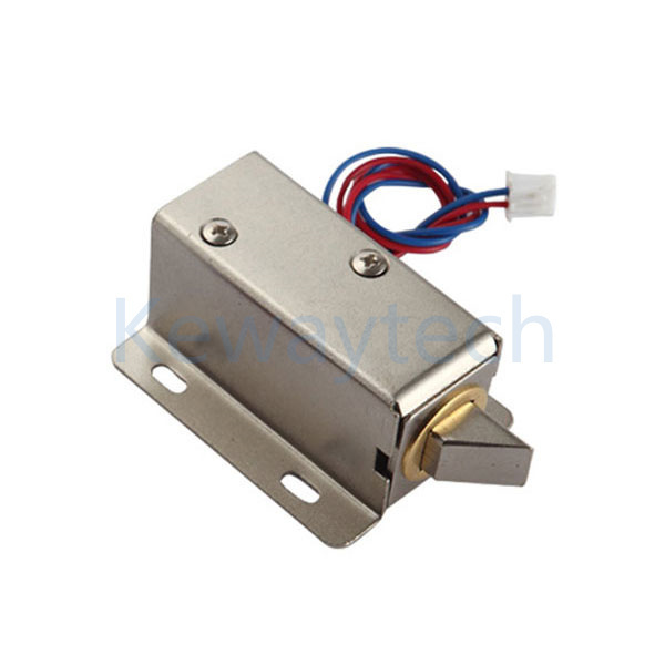 12v mini electric drawer lock cabinet door lock electronic for 12v door latch