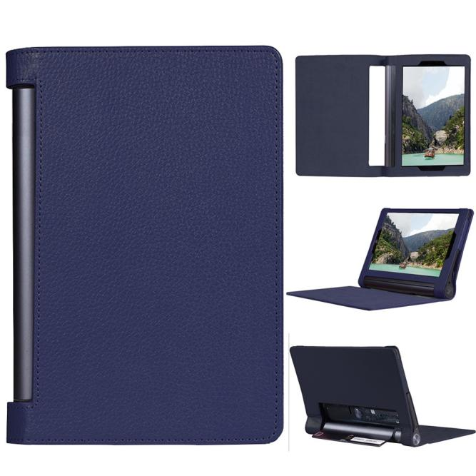 For Lenovo Yoga Tab 3 Pro 10 X90 X90F/M/L 10.1 inch Tablet PU Leather Case Stand Cover+stylus