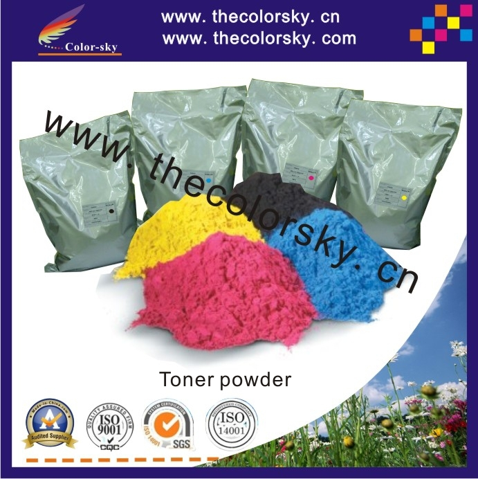 (TPKM-C500-2) color copier laser toner powder for Konica Minolta C500 C8050 C 500 8050 BK C M Y 1kg/bag/color free fedex