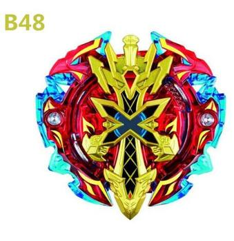 Bayblade Toys Spinning Top Burst B48 Starter Zeno Excalibur .M.I (Xeno Xcalibur .M.I) (Not Include Box and Launcher) image