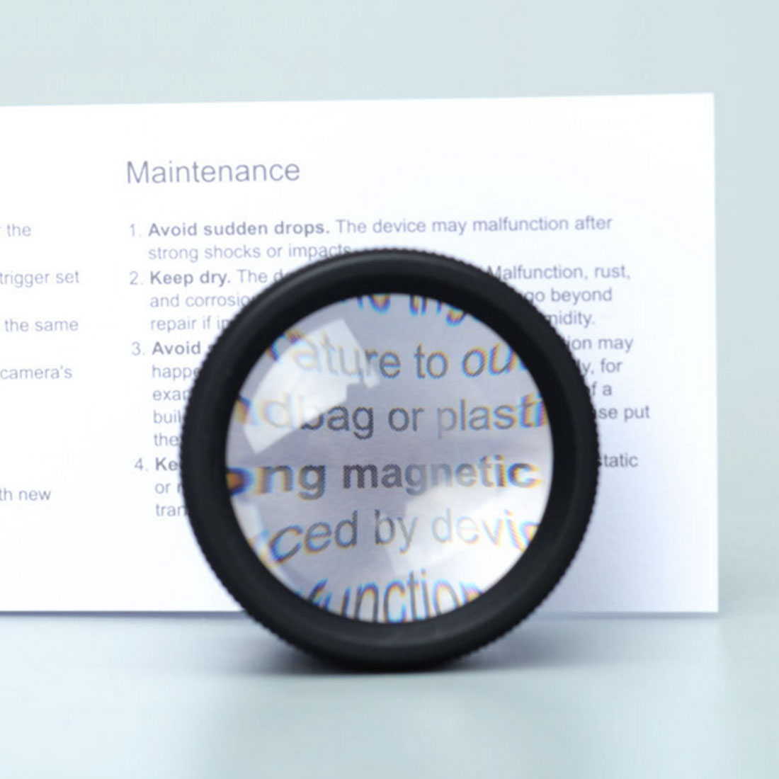 New 30x36mm Jeweler Optics Loupes Magnifier Glass Magnifying Lens Microscope For Coins Stamps Jewelry