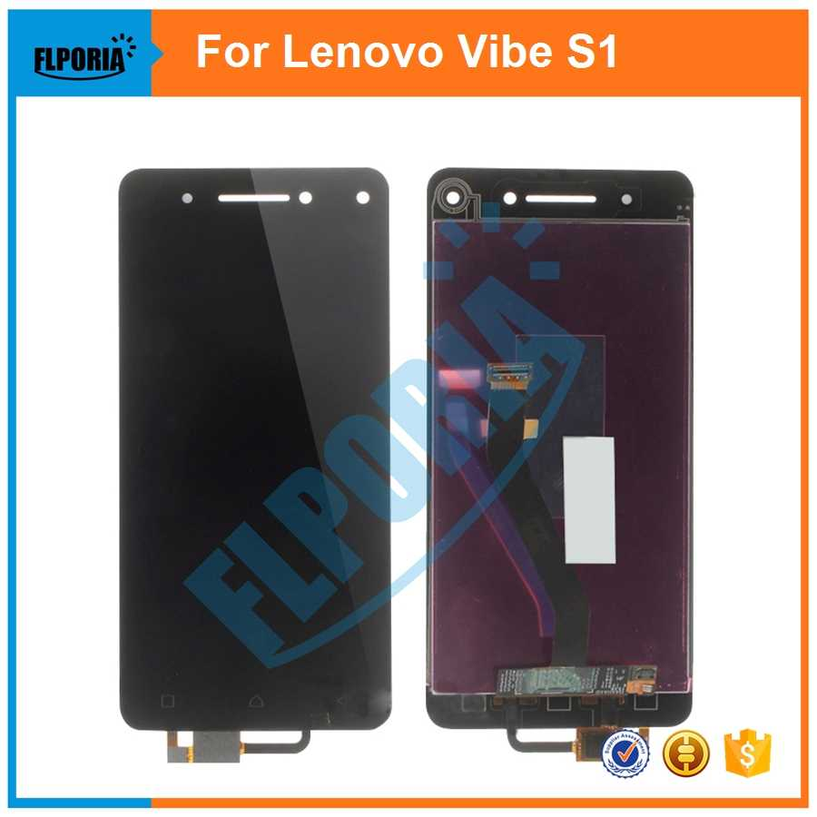 For Lenovo Vibe S1 S1a40 LCD Display With Touch Screen Digitizer Assembly LCD Display For Lenovo Vibe S1 S1a40 Replacement Parts