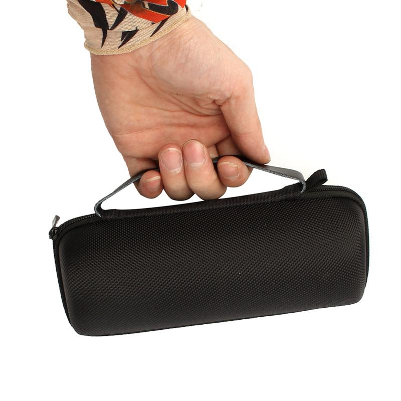 Leory Portable Travel Case for JBL Flip 3 Bluetooth Speaker Extra Space For Plug&Cable Wallet Headphone Bag