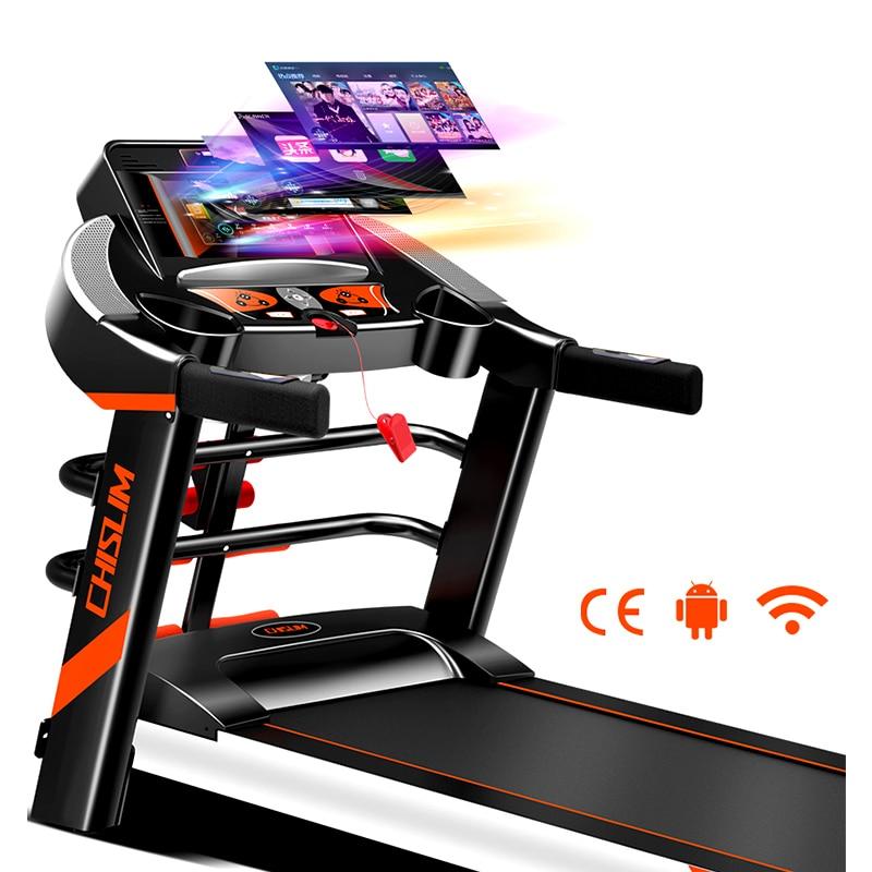 Ηλεκτρικός αναδιπλούμενος διάδρομος - Fitness και bodybuilding - Φωτογραφία 3