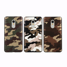 Xiomi Redmi Note4 Note4X Phone Case Army Camo Silicon Back Cover Case on for xiaomi Redmi Note 4X 4 Global Version Coque Funda(China)