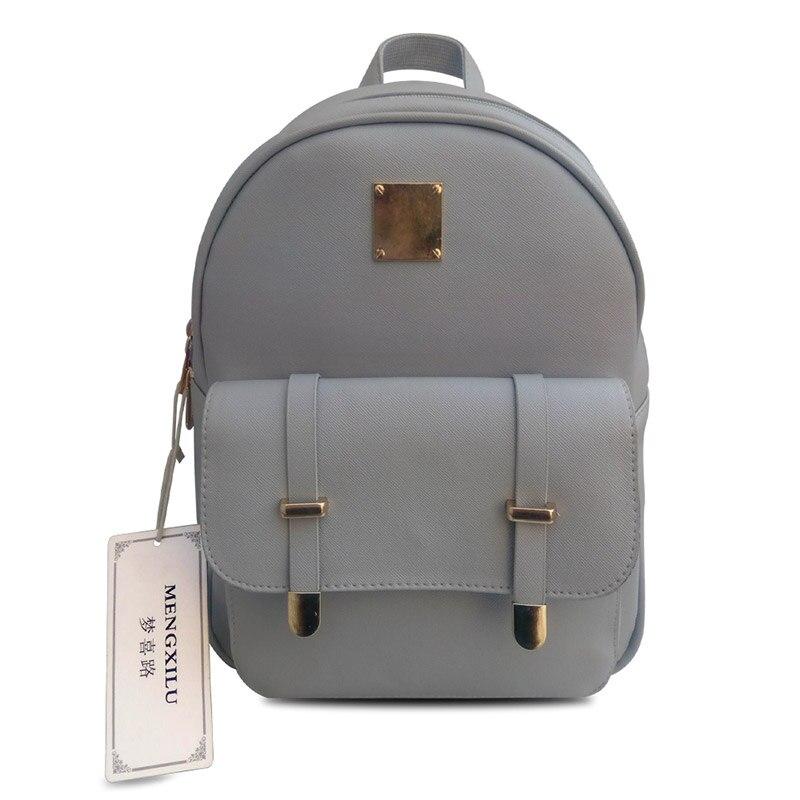 3 pçs/set mulheres pequenas mochilas Women Backpack Conjunto : Women Backpack Famous Brand Mochilas Mujer