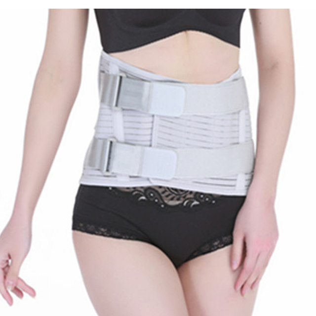 Lumbar Disc Protrusion Braces Breathable Lumbar Support Belt Back Support Treatment Lumbar Disc Herniation Lumber Muscle Strain