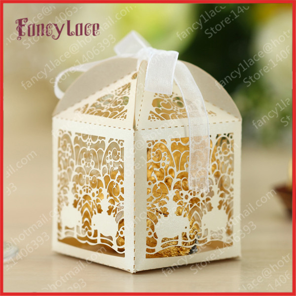 Wedding Favor Boxes For Sale : Hot Sale Laser Cutting Indian Style Wedding Favor Candy Boxes ...