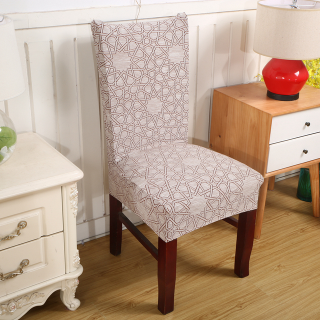 kitchen chair covers. Delighful Chair JW Computer Chair Cover Universal Covers Dining Room Stretch Elastic  For Kitchen Chairs Spandex Inside