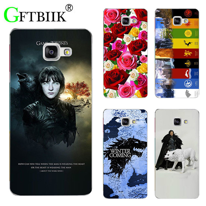 For Game Of Thrones 7 Case For Samsung Galaxy J7 Prime 5.5 ON 7 2016 Cover Soft Printed Phone Back Shell Football Case image