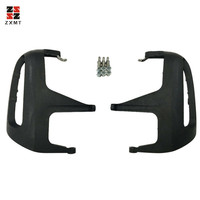 ZXMT Double Ignition ABS Engine Protector Guard Fits For BMW black R1150GS R1150RT R1150R RS 2004 2005 2001 2003