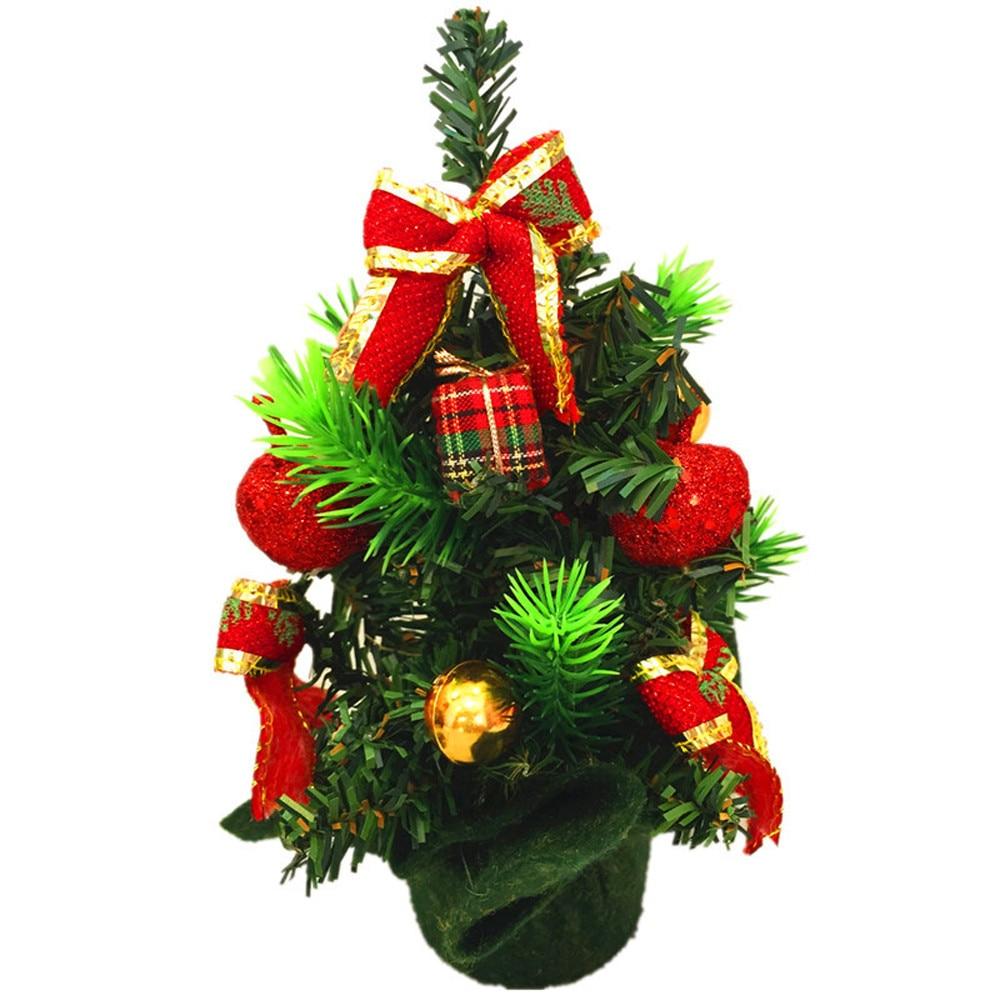 Christmas Decoration Wholesalers: Hig 20cm Mini Christmas Tree Delicate Decoration Christmas