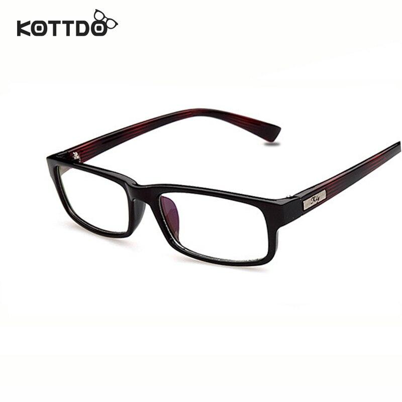 Glasses Small Frame : New Arrive Eyeglasses small frame men women fashion plain ...