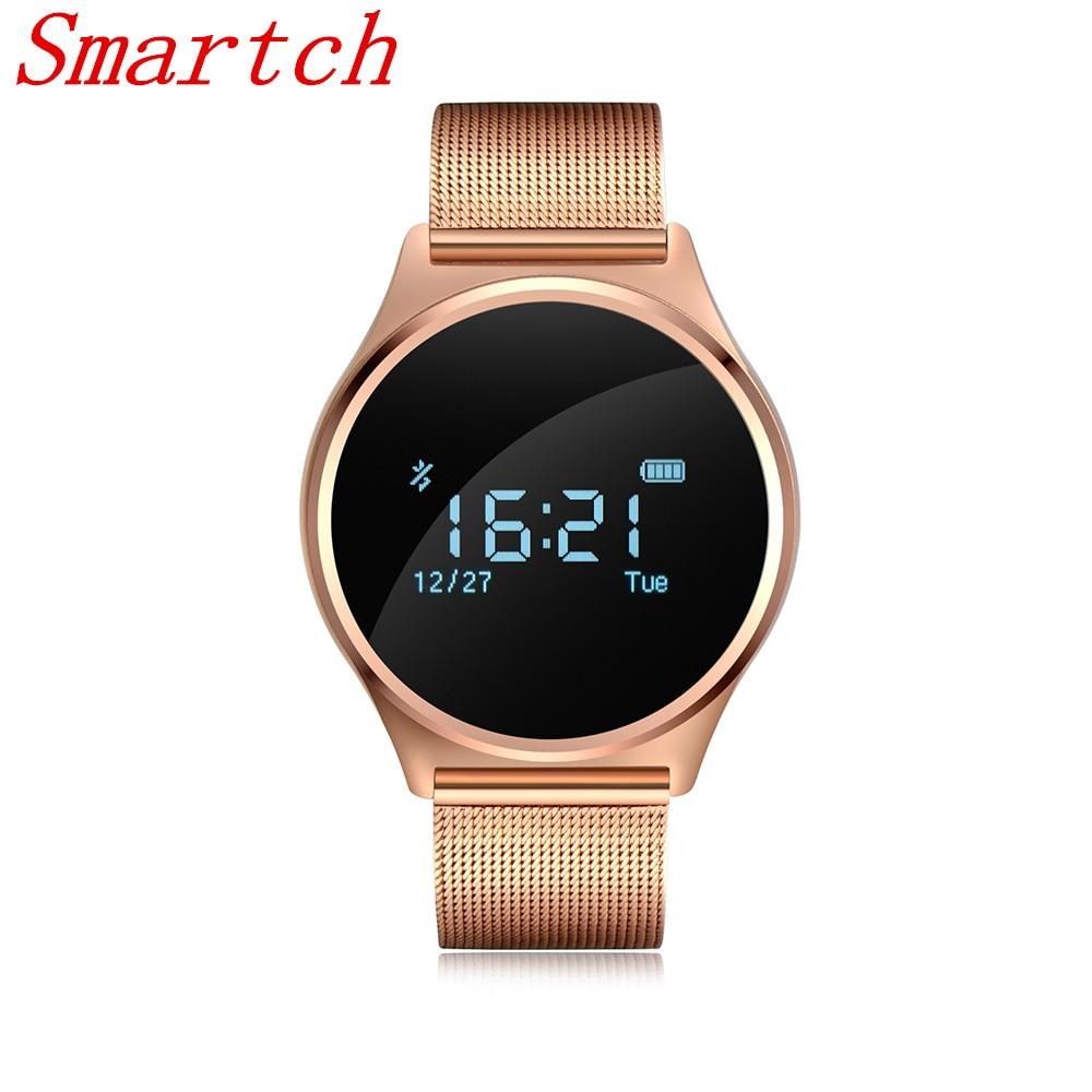 Smartch New Waterproof Smart Bracelet M7 Smart Wristband Heart rate blood pressure Smartwatch Pedometer Fitness band