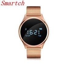 Smartch Новый Водонепроницаемый умный Браслет M7 смарт-браслет сердечного ритма артериального давления SmartWatch шагомер Фитнес Band вызова SMS pk