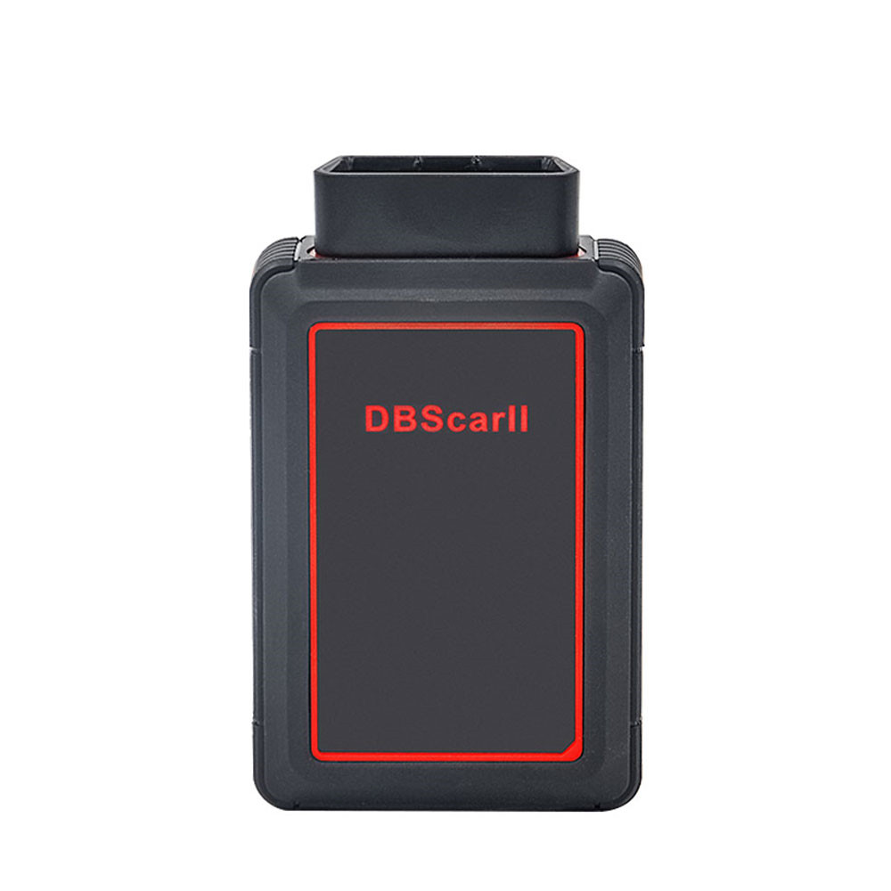 Lancez l'adaptateur Bluetooth DBSCARII d'origine pour adaptateur dbcicatrice II X431 V + Pro 3