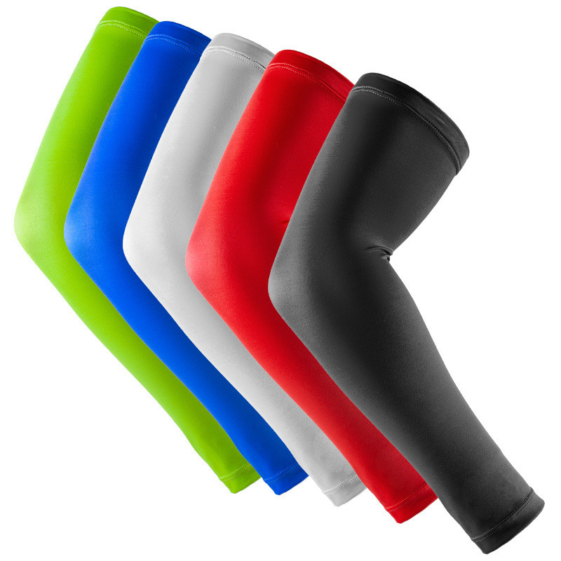 1 Piece Arm Sleeve Cycling Summer MTB Bike Bicycle Sleeves Arm warmer UV Protection Cuff Sleeves Ridding Golf Arm Sleeves