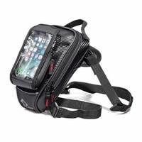 Universal Black Motorcycle Oil Fuel Tank Bag Magnetic Motorbike Riding Bag Travel Bag Waterproof Tool Bags