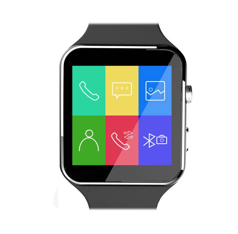 FREZEN Reloj Inteligente Bluetooth X6 Sport Cámara Del Perseguidor de la Tarjeta