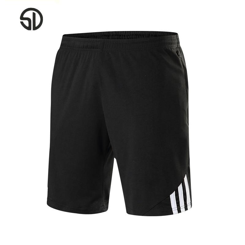 M-6XL Plus Size Summer Casual Beach Shorts Men Exercise Elastic Waist Sim Fit Solid Knee Length Bermudas Masculina Plaid Shorts