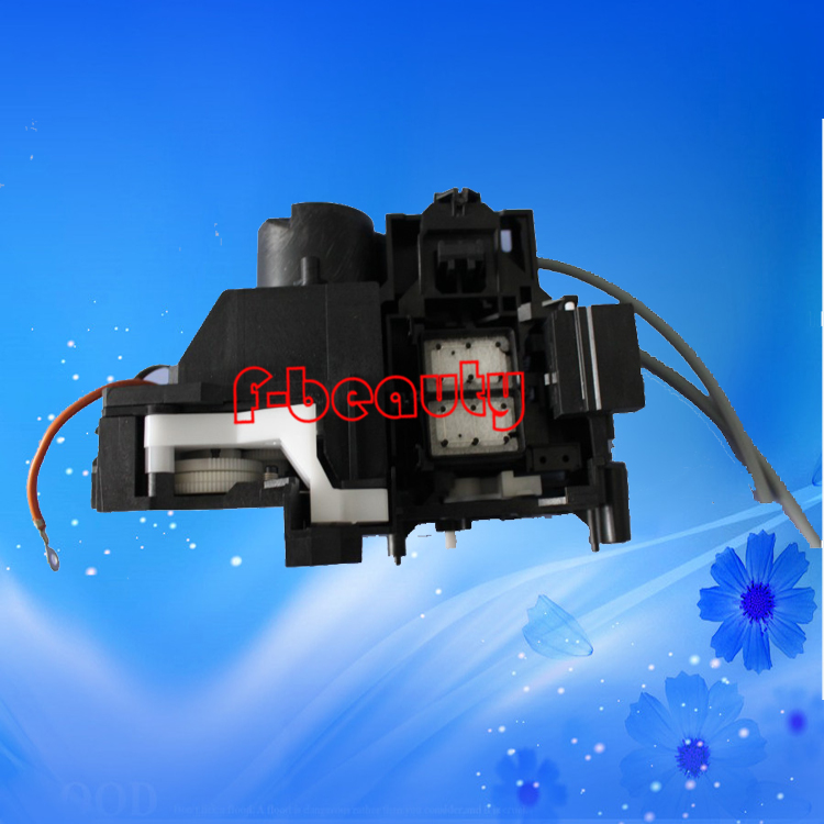цена на 100% New Original cleaning unit pump unit compatible For EPSON R1900 R2000 R2400 Ink suction pump