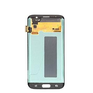 Image 5 - 삼성 갤럭시 S7 가장자리 LCD 디스플레이 G935 G935F 터치 스크린 디지타이저 어셈블리 교체 100% 테스트