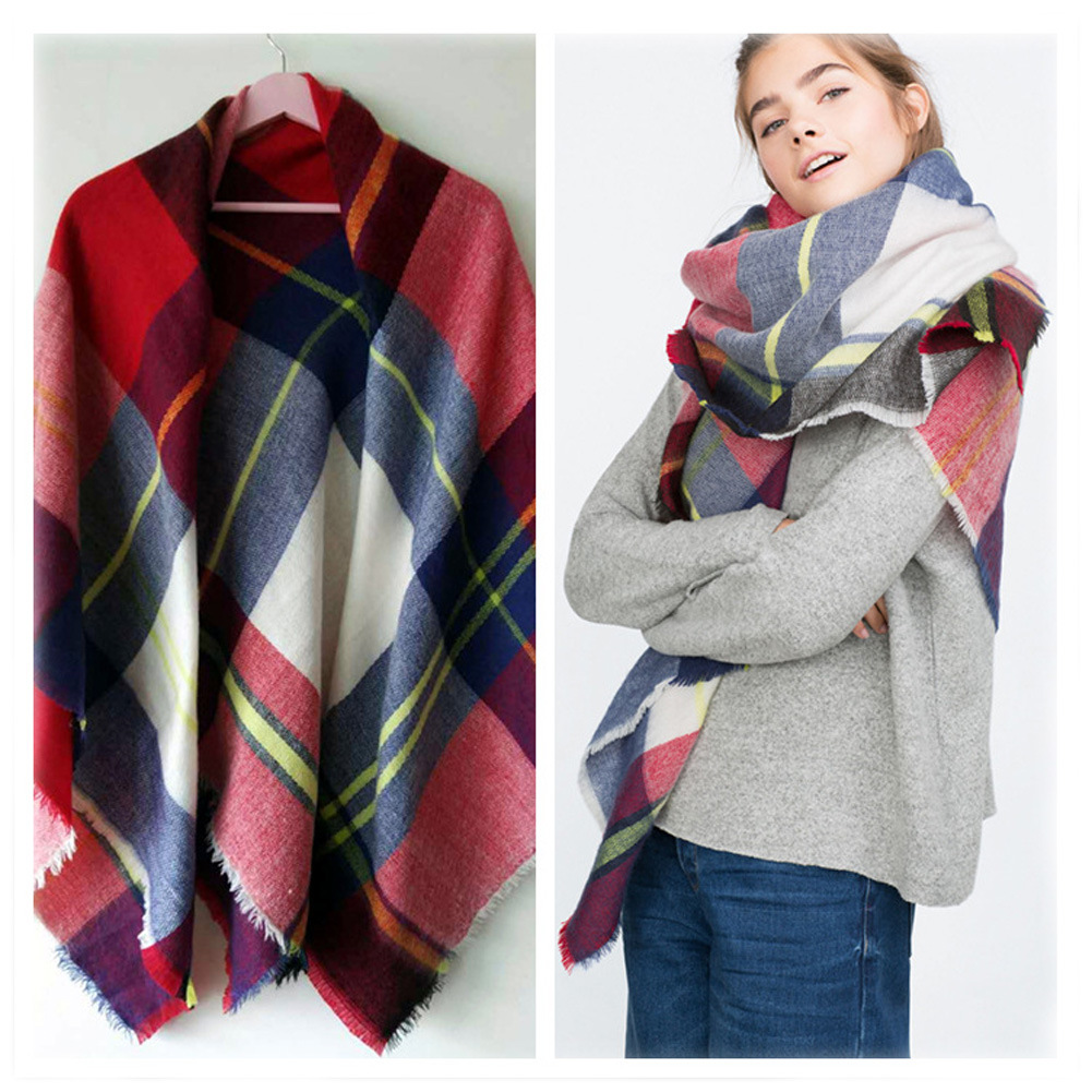 Compare Prices on Red Scarf Men- Online Shopping/Buy Low Price Red ...