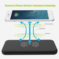 Mobile Phone Charger Wireless Charging Phone Charger For IPhone 7 8 10 X Samsung Galaxy S4