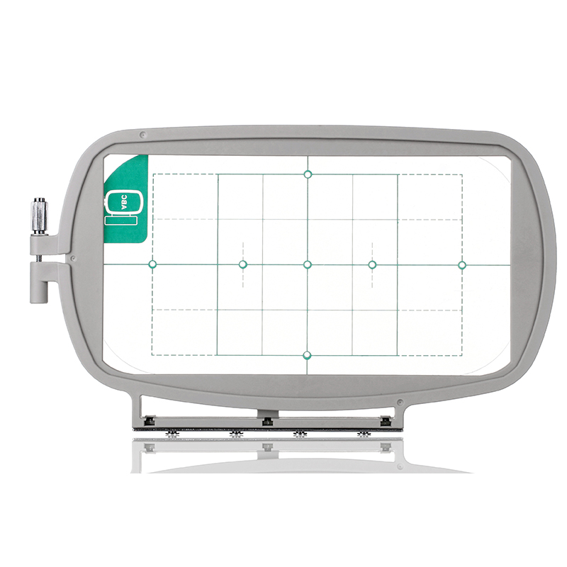 Embroidery Hoop Frame For Brother Pe 500 400d He 240 Lb 6700 Prw Innov Is 955 950d 900d 500d Babylock Sa434 Sewing Machine In Tools Accessory