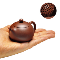100ml Purple Clay Teapots Authentic Chinese Kungfu zisha Xi'shi Tea pot Famous Handmade Teaware set For Gift with Safe Package