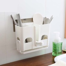 Multifunctional Kitchen can drain non scar plaster storage rack 22*9.9*15cm free shipping