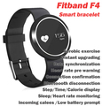 Fitband  Smart health watch Support Time Pedometer Find Phone Heart Rate Vibration Wake-up Waterproof 3D G-sensor bluetooth4.0